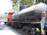 Picture Title - Heather and tank car