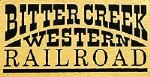 Picture Title - Bitter Creek Western Logo