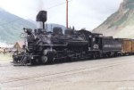 Picture Title - K-28 at Durango.