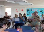 Picture Title - The South Bay Strummers Entertain