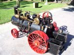 Picture Title - steam powered tractor