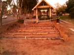 Picture Title - footings