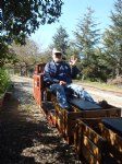 Picture Title - Conductor Dave on 2/6/2011 Run Day...