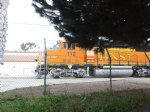 Picture Title - BNSF #112 Northbound @ SCLS