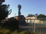 Picture Title - BNSF Locomotive 7895 southbound...