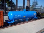 Picture Title - Blue Tanker