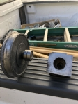 Picture Title - Howie locomotive axle rebuilt